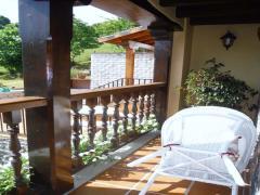 Balcon Casa rural El Andrinal Cangas de Onis