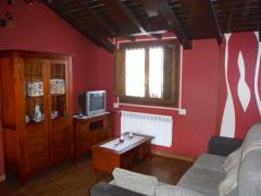Salon Casa rural El Andrinal Cangas de Onis