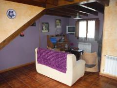 Salón Casa rural El Andrinal Cangas de Onis