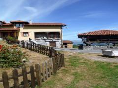 Jardin Casa rural El Andrinal Cangas de Onis