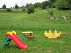 Parque Infantil en Casa Rural El Andrinal